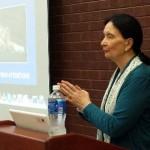 Philosophy speaker emphasizes the importance of examining credulity