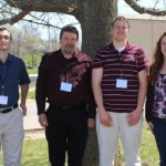 Biology students get field experience, earn honors for research