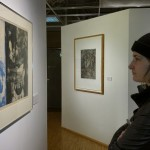 Former SIUE student curates print collection at EAC
