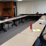 History professor shares experiences in Africa during Brown Bag series