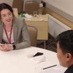 Alumna Uses International Studies Degree to Make Her Mark on the World