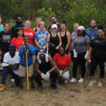 SIUE Partners with Educator to Cultivate Tiny Children's Garden in Washington Park